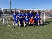 O50 Runner Up LVSC Team